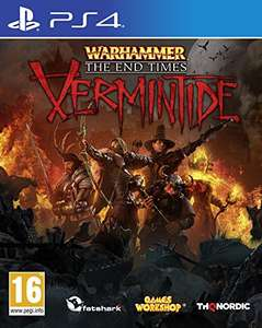 Warhammer End Times: Vermintide - amazon.co.uk - £9.99 (prime) £11.98 (non-prime)