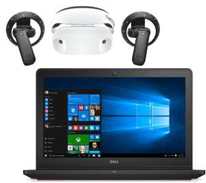 "DELL Inspiron 15.6"" Gaming Laptop & Mixed Reality Headset Bundle £829 @ PC world"
