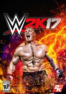 WWE 2K17 (Steam) £4.99 @ CDKeys