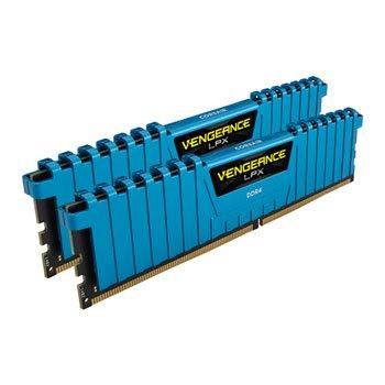 BLACK FRIDAY Corsair 16GB DDR4 Blue Vengeance LPX 3000MHz Memory Kit £145.79 @ Scan