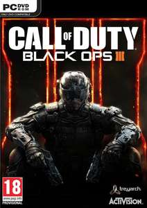 Call of Duty: Black Ops III 3 PC £10.79 @ CD keys