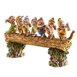 Disney Traditions Seven Dwarfs Homeward Bound Figurine at Amazon for £51.15