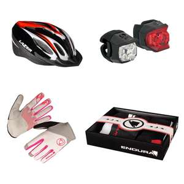 Lazer Compact Sports MTB Helmet 2017 £16.18 / GT Avalanche Trail Bike Helmet in Yello or Blue £12.99 Delivered / Blackburn Click Voyager/Click Mars Light Set £9.99 (more in op) @ Tredz