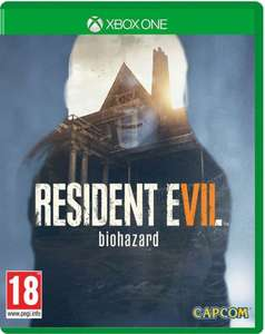Resident Evil 7 Biohazard - Lenticular Case (Xbox One) £13.92 (Like New) Delivered @ Boomerang via Amazon