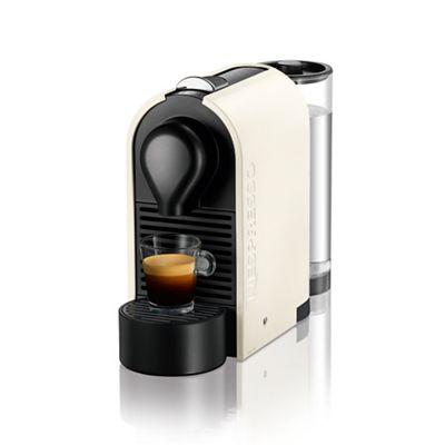 Nespresso U White Coffee Machine by Krups £65 @ Debenhams