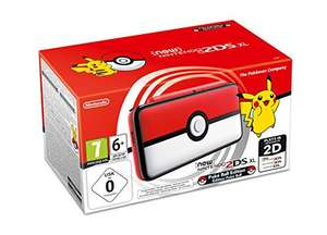 Nintendo New 2ds XL Pokeball edition - £128.53 @ Amazon Spain