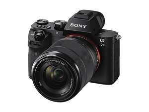 Sony A7 MK2 Full Frame Compact System Camera + FE28-70mm Lens - £1024 (Including Cashback) @ Park Cameras + 2 Year Warranty + SD Card