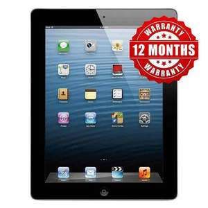 Refurbished Apple iPad 4 16gb £199 @ tesco