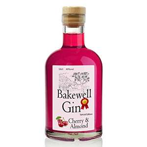 Bakewell Gin with Free Next Day Delivery from 31Dover plus refer a friend after ordering and both get £5 off next order