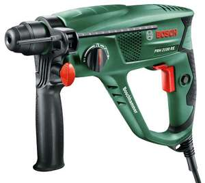 Bosch PBH 2100 RE Rotary Hammer Drill @ Amazon. FREE Delivery in the UK for £49.99