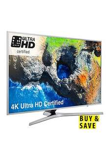 samsung-ue55mu6400 599, cheaper than other stores plus finance £599 @ Very