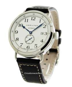 Hamilton Navy Pioneer £429 @ Creation