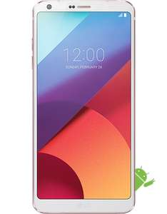 LG G6 SIM free 32gb  @ Carphone warehouse