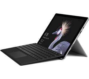 Surface Pro 128 GB & Typecover £849 @ Currys with Code BFSUR50