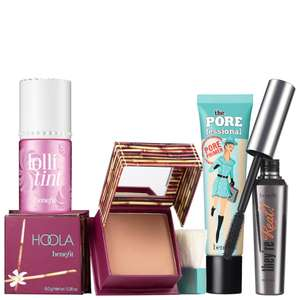 Benefit Black Friday Kit (Worth £97.00) now £39.60 Delivered with code in look fantastic's Cyber Monday Offers(also Origins Your Perfect World Set Worth £60.00 for £28.50)