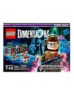Lego Dimensions Ghostbusters story pack £15 @ JDWilliams
