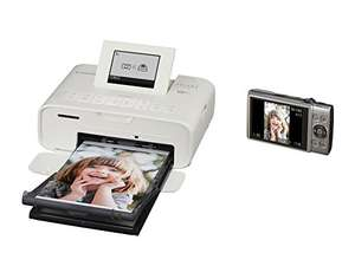 Canon SELPHY CP1200 Photo Printer - White £77.50 @ Amazon