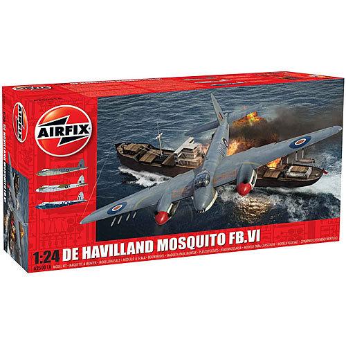 Airfix A25001a De Havilland Mosquito FB.VI 1:24 HALF PRICE @ Jadlam Toys & Models