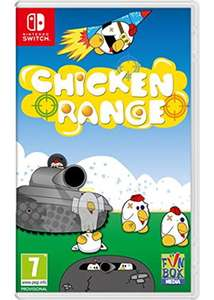 Chicken Range SWITCH £14.99 @SimplyGames (Pre-Order)