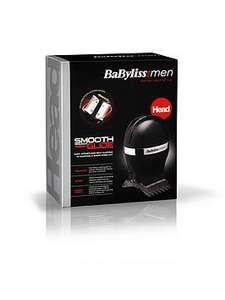 BaByliss For Men 7575U Smooth Glide Self Hair Clipper (HALF PRICE) £24.99 @ Very