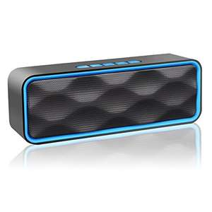 ZOEE ZJB01000 Wireless Bluetooth Speaker (£1.01 delivery not included) £18.99 Prime @ Amazon