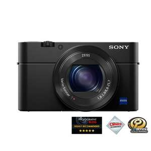 Sony RX100 IV Getting even cheaper (£469) with Cashback, also comes with a free 32Gb SD £569 @ Park