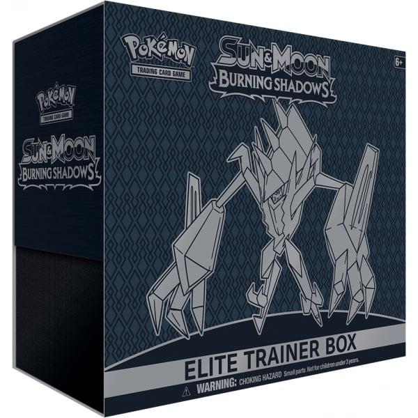 Pokemon Burning Shadows Necrozma Elite Trainer Box £18.95 @ Chaos Cards
