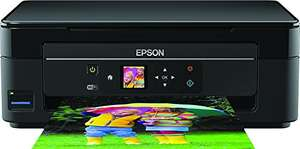 Epson Expression Home XP-342 Wi-Fi Printer, Scan and Copy with Memory card slot - was £44.99 now £29 @ Amazon