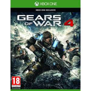 Gears of War 4 (Xbox One) £9.99 Delivered @ TheGameCollection