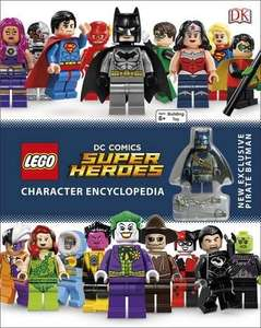 LEGO DC Super Heroes Character Encyclopedia: With Minifigure. Prime