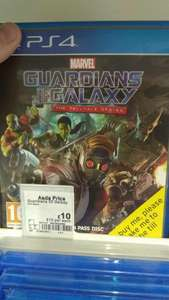 Guardians of the Galaxy Ps4- £10 instore @ Asda (Boston)