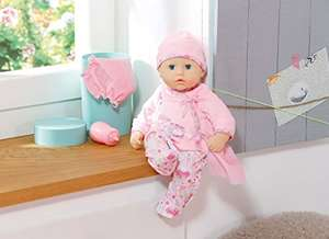 Zapf Creation My First Baby Annabell I Care for You Doll £19.99 @ Amazon