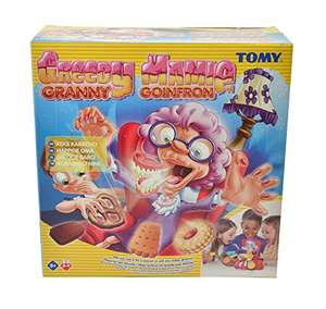 Greedy Granny - £10.89 Prime / £15.64 non-Prime @ Amazon
