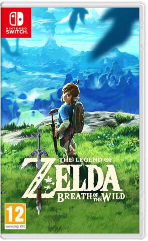 Zelda: Breath of the Wild @ Zavvi using code BFPOWER