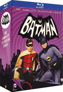 Original BATMAN TV series BLURAY BOXSET £25.49 @ Zavvi