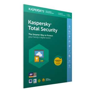 Kaspersky Total Security 2018 - 3 devices 1 year @Costco (free delivery for members only)