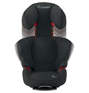 Maxi-Cosi Rodi Air Protect Group 2/3 Car Seat, Black Raven at Amazon (Lightning Deal)