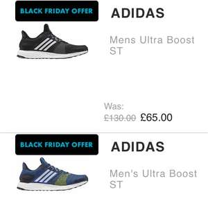 Adidas Ultra Boost ST - £65 @ Runners Need
