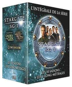 all episodes stargate - £37.99 @ Amazon France