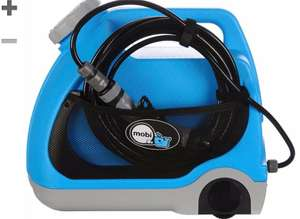 Portable pressure washer for bike. £49.99 @ CRC