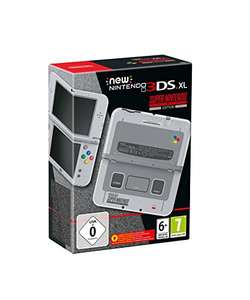 Nintendo 3DS XL SNES Edition @ Amazon.de, £163.27 Delivered to the UK