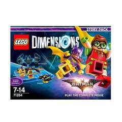 All lego dimensions bogof @ smyths toys. Movie sets come to £16.49 each.