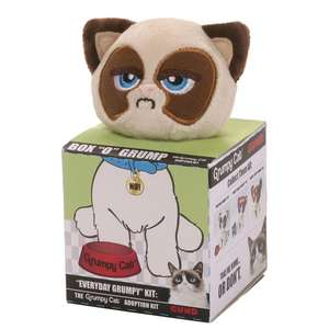 VARIOUS GENUINE GRUMPY CAT PLUSHES £2.36 DELIVERED OR £4.72 FOR 3 @ GUND