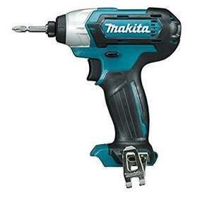 Makita TD110DZ Impact Driver (Body Only), 10.8 V - £29.35 @ Amazon - Prime Exclusive