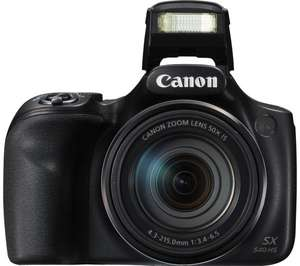 CANON PowerShot SX540 HS Bridge Camera - £200 (with code) @ Currys