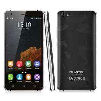 4G OUKITEL C5 Pro Black 2GB RAM 16GB ROM £31.32 @ Gearbest FREE Shipping UK Warehouse