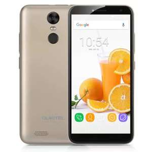 "OUKITEL C8 5.5"" HD LTPS Infinity Display Android 7.0 2GB RAM 16GB ROM 3000mAh Battery 13MP Camera Fingerprint Dual Sim - Colours Black, Gold, Blue, Pink & Purple @ Gearbest UK Warehouse"