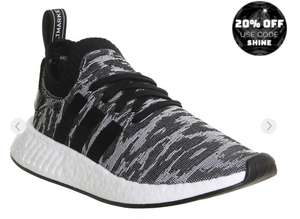Adidas Nmd R2 trainers - £71.50 - Office