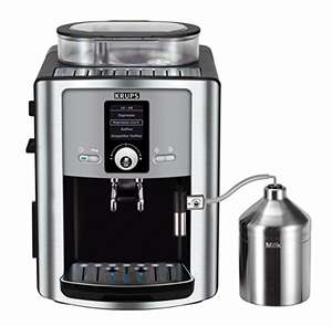 Krups EA8050 Bean To Cup Coffee Machine  £269.00  Amazon