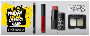 Nars Makeup Half Price On Current TJ Prices - From £4.97 @ TJ Hughes (C&C £1.99 - P&P £3.99)